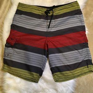 ONEILL Striped Board / Swim Shorts